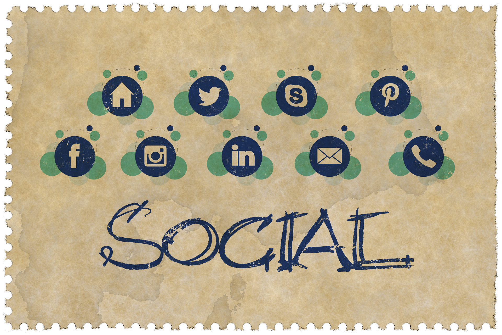 manage small business social media accounts